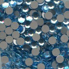 2012 SS20 AQ *** 30 STRASS SWAROVSKI FOND PLAT SS20(4,7mm) AQUAMARINE F