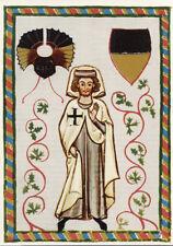 Alte Kunstpostkarte - Der Tannhäuser
