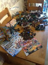 MEGA BLOKS  KRYSTAL WARS DRAGONS INCOMPLETE SETS BUT PLENTY OF EXTRAS