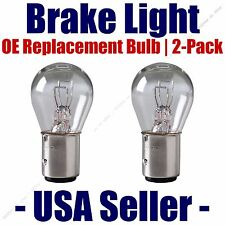 Stop/Brake Light Bulb 2pk - Fits Listed Chrysler Vehicles - 1157