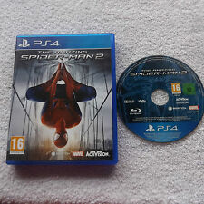 The amazing spider-man 2 playstation 4 PS4 rapide post (action/jeu d'aventure)