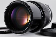 【Exc++】 Nikon Nikkor Ai 200mm f/4 SLR Telephoto MF Lens w/Filter from Japan #75