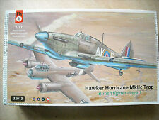 FLY-1/32-#32013- HAWKWR HURRICANE MK.IIC-TROPICAL