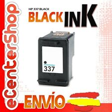 Cartucho Tinta Negra / Negro HP 337 Reman HP Officejet 6310