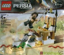 LEGO DISNEY Prince of Persia 20017 Brickmaster Set/in esclusiva