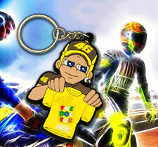 VR46 THE DOCTOR MOTORBIKE KEYRING KEY CHAIN ACCESSORY