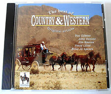 BEST OF COUNTRY & WESTERN - JOHN DENVER/ DON GIBSON/ JOHNNY CASH - CD Neuf (A1)