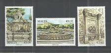 MALTA 2013 TREASURES OF MALTA SG,1831-1833 UM/M NH LOT 1063A