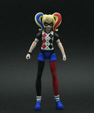 "DC 6"" Super Hero Girl Harley Quinn Action Loose Figures Toy DY57"