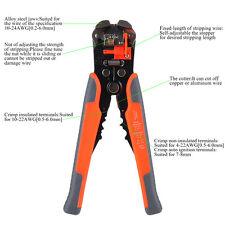 Automatic Wire Striper Cutter Stripper Crimper Pliers Terminal Tool Hot