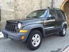 Jeep: Liberty 4dr Sport