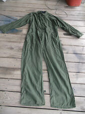 Military Issued Mechanics Cold Weather Coveralls...Size Large...Extra Long