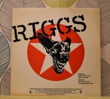 RIGGS - Ready Or Not [Vinyl, 12 Inch Single,1982] USA Imp PRO-A-1010 Promo *EXC