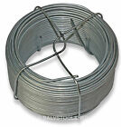 Galvanized Steel Wire Roll 1.50mm DIA X 30m Long New