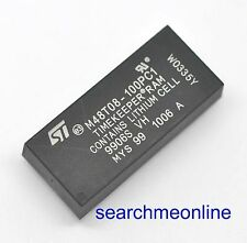 1PC M48T08-100PC1 time keeper chip DIP-28 NEW GOOD QUALITY