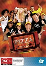 Pizza - Series 5 NEW R4 DVD