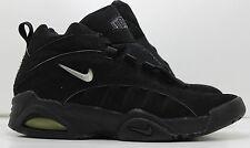 Nike Shoes Air Audacity 9.5 130249 011 Black 1995 Vintage Deadstock Sneakers