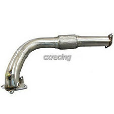 "3"" Turbo Downpipe For Civic CRX Integra B16 B18 5 Bolts O2"