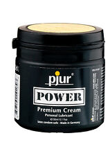 PJUR POWER LUBRICANT GEL Fisting Anal Lube 150ml