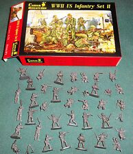 1/72 Caesar US Army SET #  WWII 1/72 compatible
