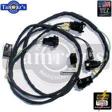 1969 Chevelle Malibu Rear Body Tail Light Lamp Wiring Harness