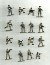 1/72 20mm Painted Soldiers COUNTER TERRORIST ELITE FORCE  x 16
