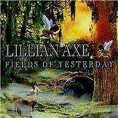 Lillian Axe CD Fields of Yesterday (Exc!)