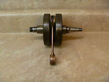 KTM 250 MX KTM-250 Vintage Used Original Engine Crank Crankshaft 1988