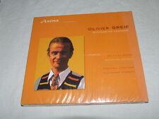 NEW - Chamber Music Olivier greif by Bertrand Giraud piano