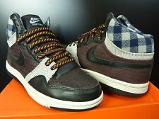 NEW NIKE COURT FORCE HI HIGH PREMIUM SHOES SNEAKERS DEADSTOCK SIZE 8.5 US