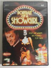 PORTRAIT OF A SHOWGIRL Lesley Ann Warren Tony Curtis Rita Moreno New Sealed DVD