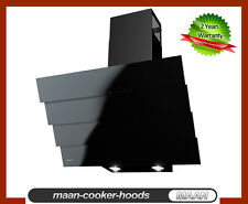 MAAN Cooker Hood Bravo Quadro Black 60cm Class B! FALL Special! 12 hoods only!