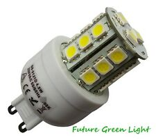 G9 21 SMD LED 240V 4.5W 230LM WARM WHITE BULB ~45W