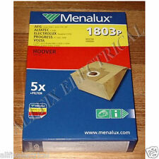 Hoover Sprint TW series  Vacuum Bags with Filters - Menalux Part # 1803P