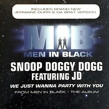 Snoop Doggy Dogg Featuring JD CD Single We Just Wanna Party With You - Europe