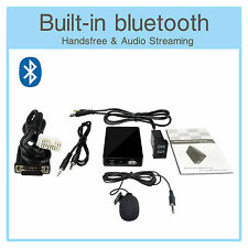 Bluetooth MP3 Adapter + USB AUX Extension Cable Honda S2000 Accord Jazz Insight
