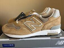 New Balance 1400 x J Crew Desert Dune 998 997 996 990 Made in USA Size US 8 NEW