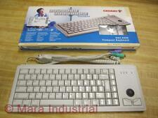 Cherry G84-4400 Compact Keyboard With Trackball G844400