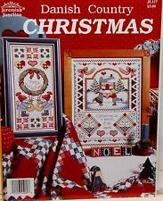 """""""Danish Country Christmas"""" Jeremiah Junction counted cross stitch pattern"""