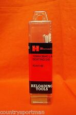 HORNADY Reloading Tools 10mm-38/40 Winchester (.400) Seating Die Item #044146
