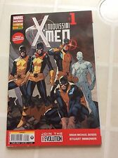I NUOVISSIMI X-MEN 1 COVER A MARVEL NOW ITALIA