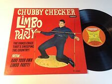 Chubby Checker: Limbo Party LP - Parway P 7020