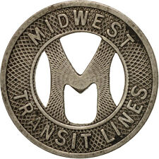 [#410794] United States, Token, Midwest Transit Lines