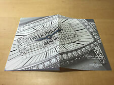 Booklet PATEK PHILIPPE New Model 2006 - Gondolo Gemma Ref. 4982/4992