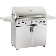 AOG - 36 inch Cart Model Gas Grill w/ Rotisserie - 36PC