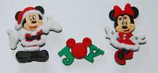Mickey & Minnie Mouse Santa / Disney Collection ~ Dress It Up Buttons