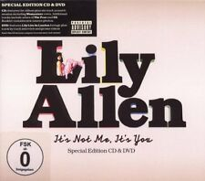 Lily Allen - It's Not Me It's You (Special Edition CD & DVD)