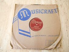 "78 RPM ""MAGENTA HAZE/TULIP OR TURNIP"" DUKE ELLINGTON & ORCHESTRA 1946"