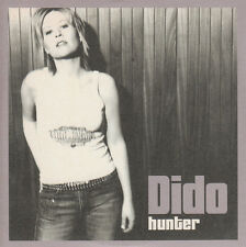 Dido  CD-PROMO   HUNTER   ( CARDLEEVE)
