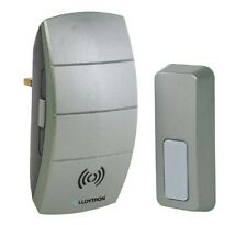 Lloytron B7504GM Wireless Cordless Door Bell Doorbell Plug In Chime 100m Range